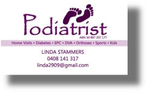 Linda Stammers Podiatrist